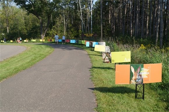 A story stroll will be part of the activities during Explore Your Parks Day.