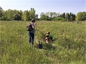 Tree Planting at Lake Elmo Park Reserve
