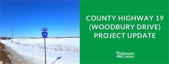 Woodbury Drive 2021 Project Update