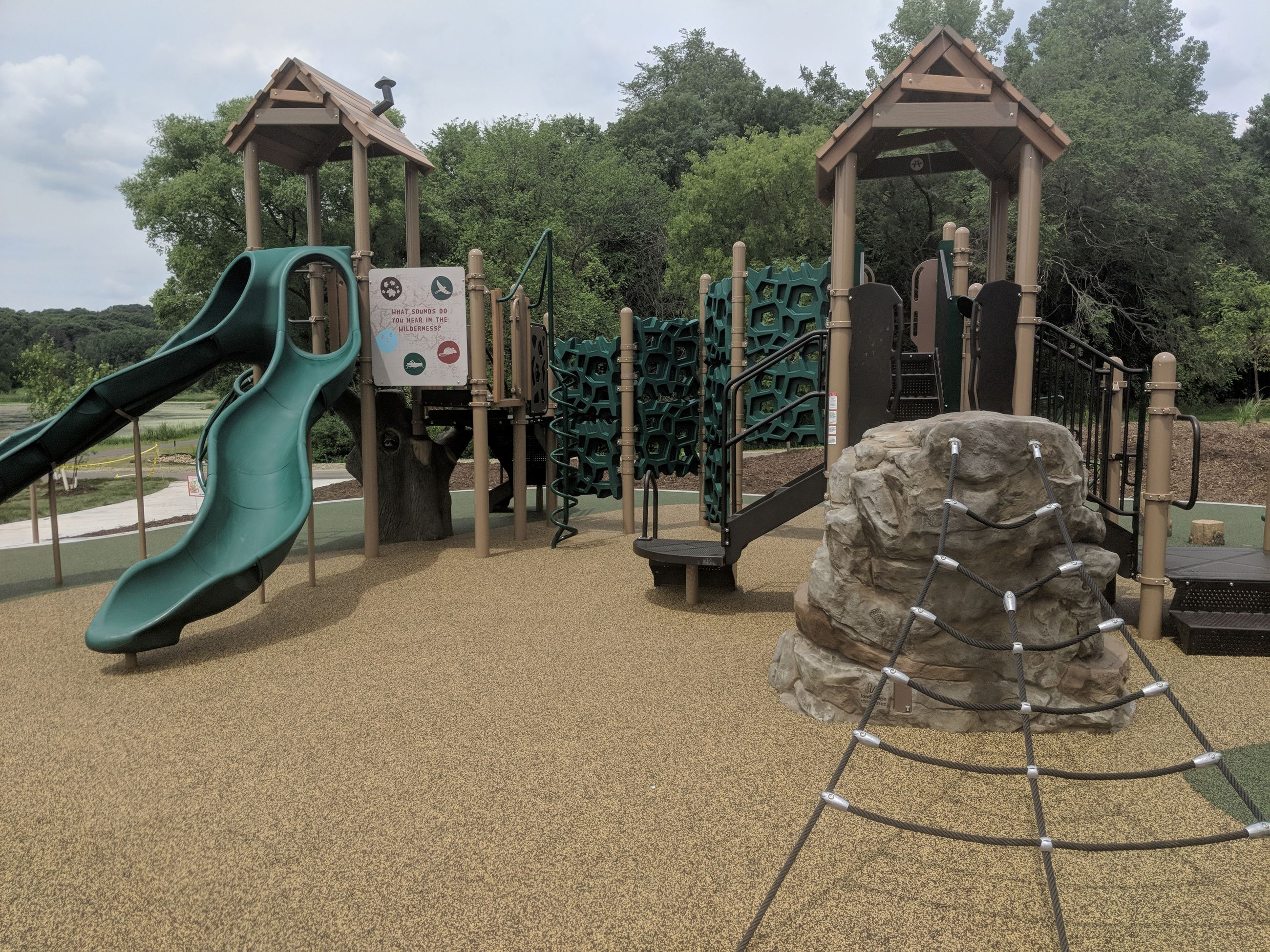 Cottage Grove Ravine Playground