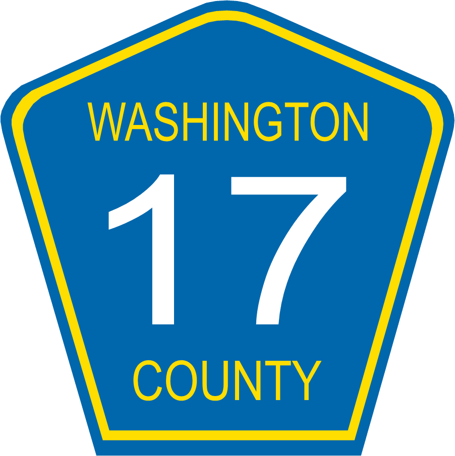 County Highway Shield