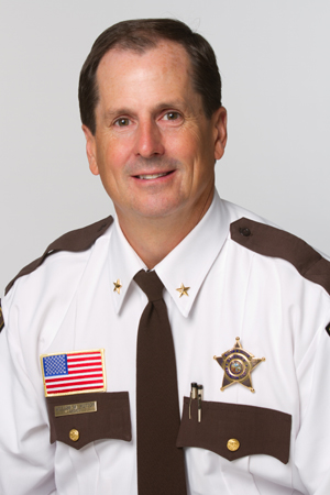 Sheriff Bill Hutton