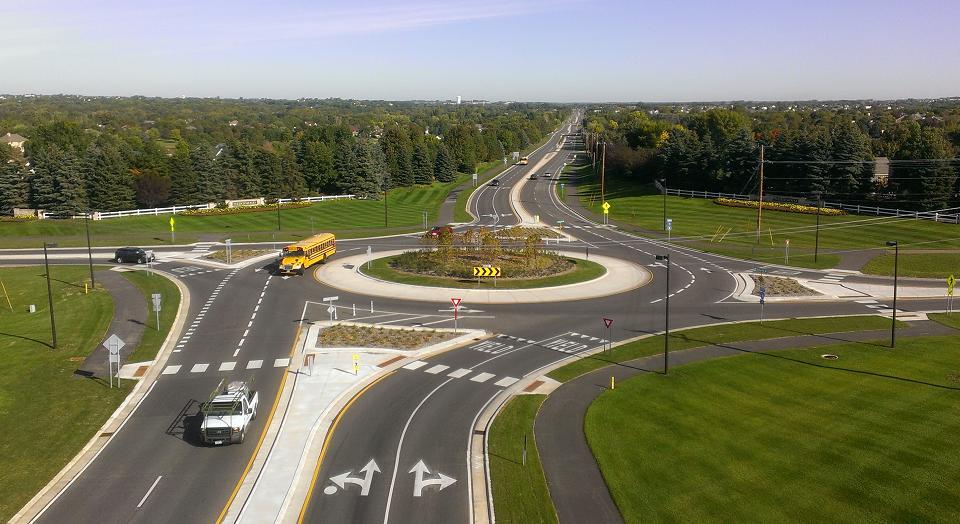 Washington County Mn Official Website Roundabout U