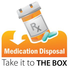 Medicine Disposal logo