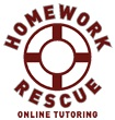 Homework Rescue Online Tutoring